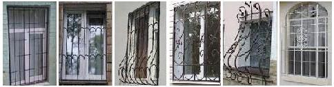 Виготовлення віконних грат у Києві